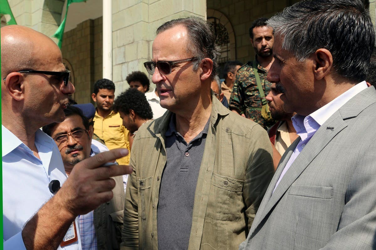 Yemen UN Team (AFP)