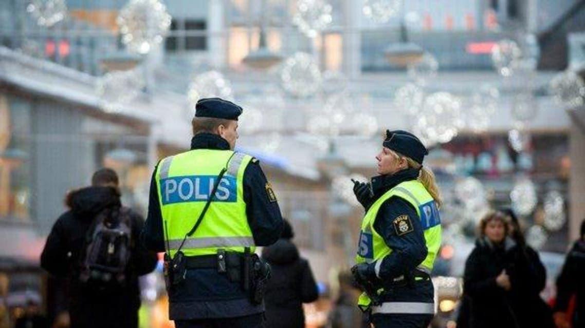 sweden: Police