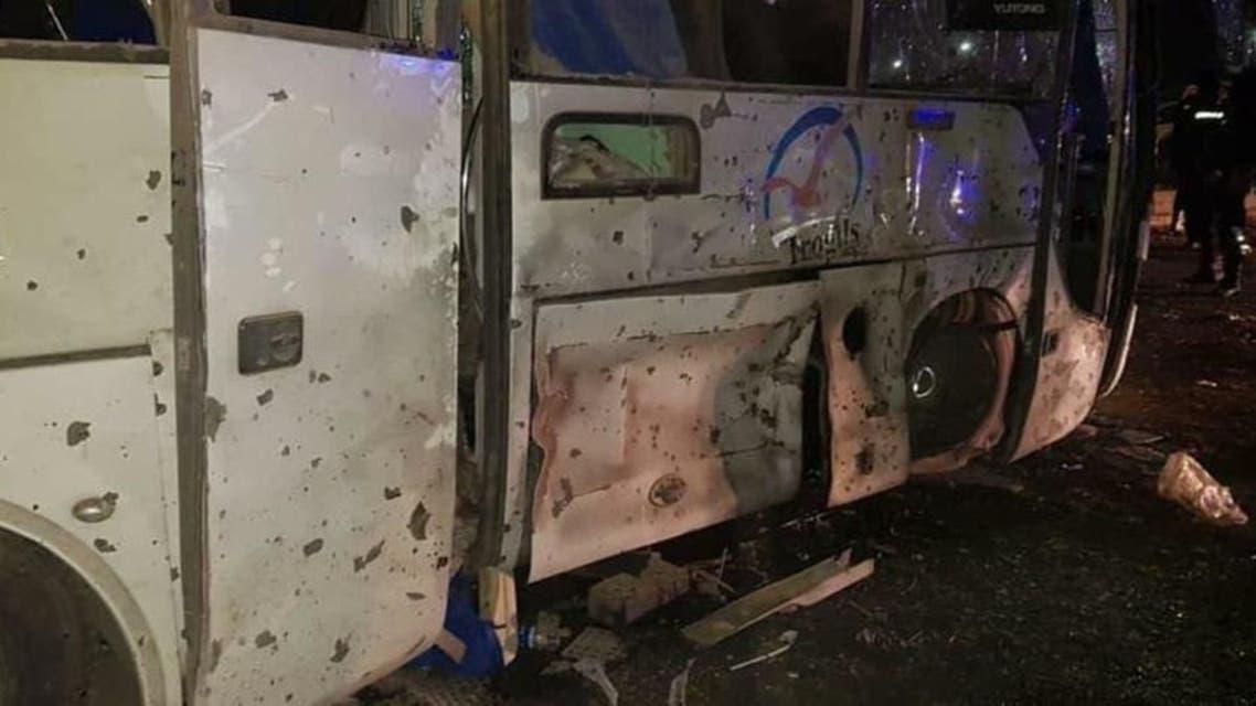 سعودی حمله به اتوبوس گردشگران در الجیزه مصر را به شدت محکوم کرد
