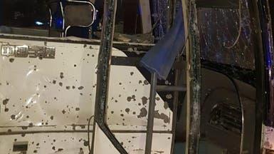 بعد استهداف حافلة.. مداهمات بالجيزة ومقتل 40 إرهابياً