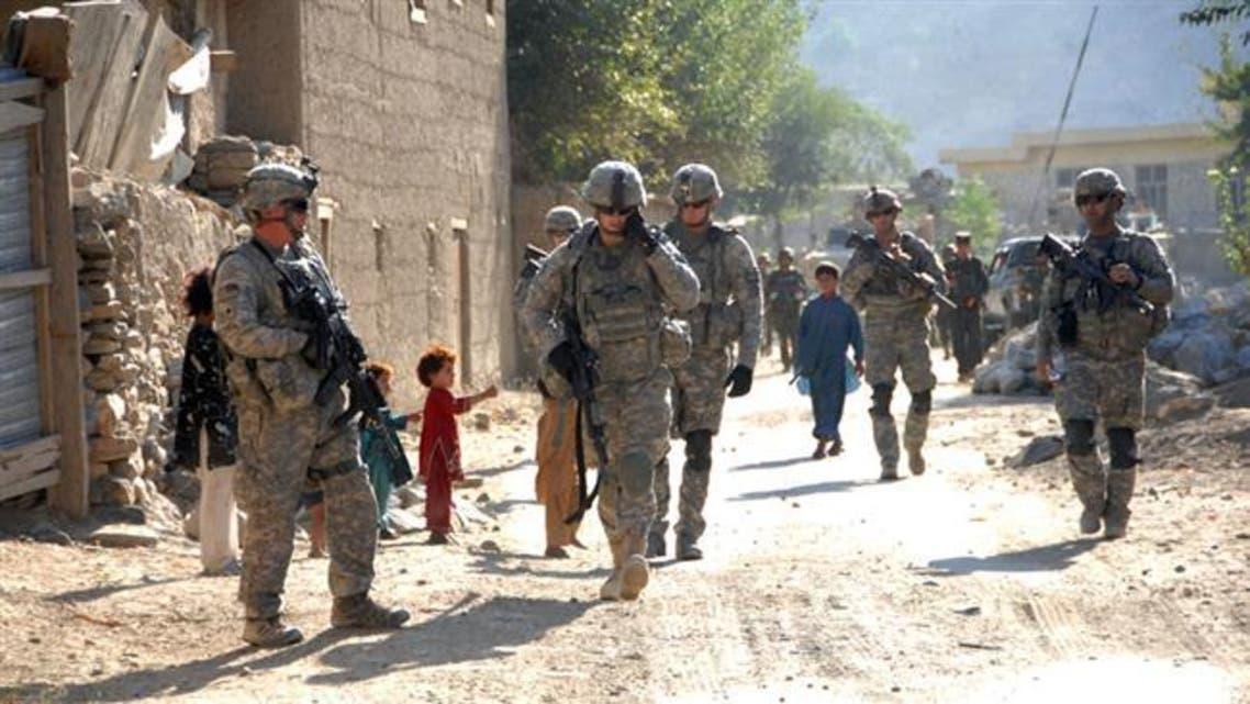 امریکا: برای فعلاً سربازان ما در افغانستان کاهش نمی یابند