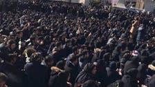 ایران: یونیورسٹی کے مشتعل طلبہ کا احتجاجی مظاہرہ ، مشیر خامنہ ای کے خلاف نعرے بازی