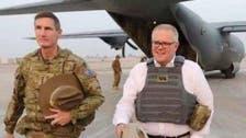 ٹرمپ کے بعد آسٹریلوی وزیراعظم بھی اچانک دورے پر عراق پہنچ گئے