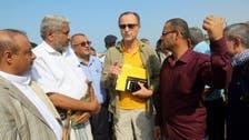 Head of UN team in Yemen 'angered' by Houthi redeployment in Hodeidah