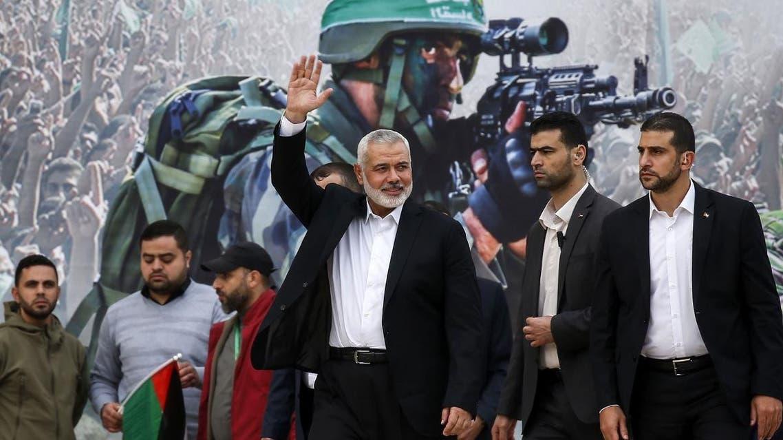 Hamas leader (AFP)