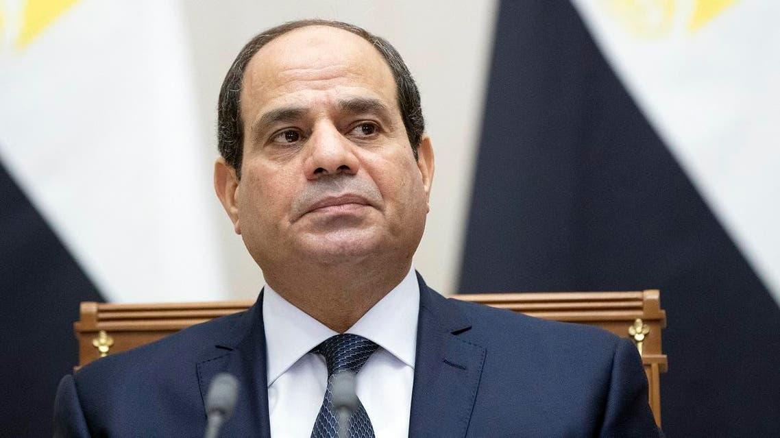 Egypt Sisi (AFP)