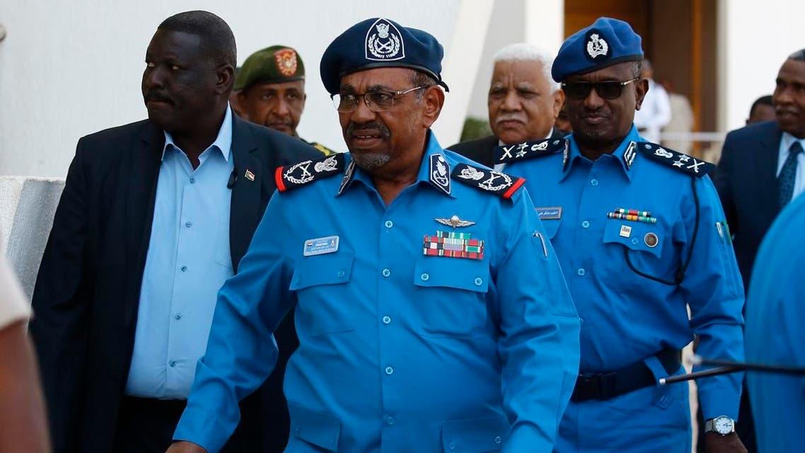 Sudan Bashir (AFP)