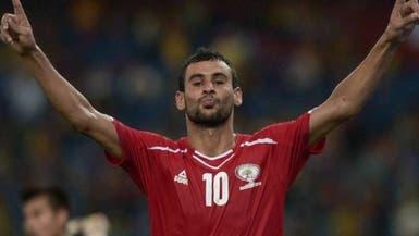 """مراعبة.. """"أسير"""" فلسطيني حرمته إسرائيل من كأس آسيا"""
