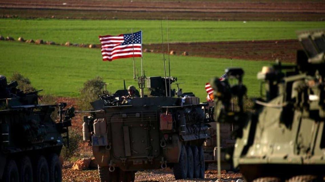 الجيش الأمريكي-سوريا