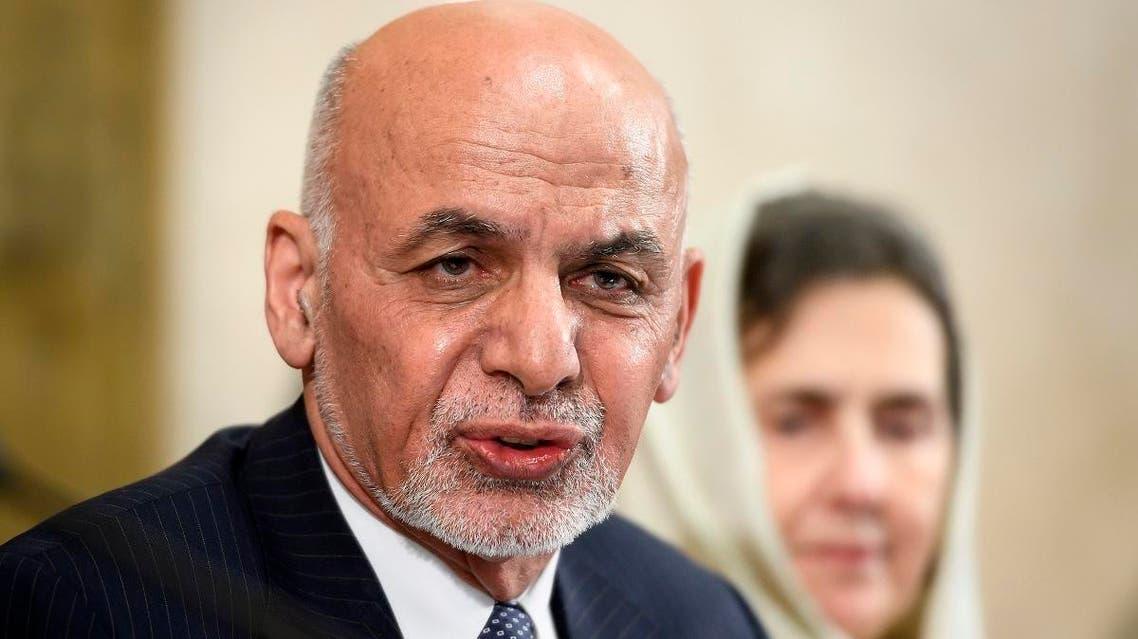 Afghanistan President (AP)