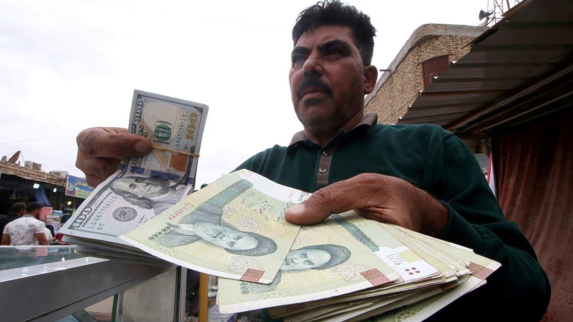 إيران عملة ريال صرف اقتصاد