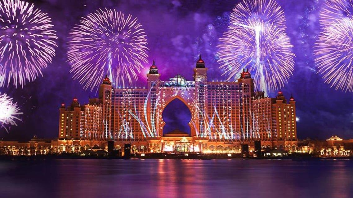 دبی میخواهد برای جشن تحویل سال نو چشم جهانیان را به خود خیره کند