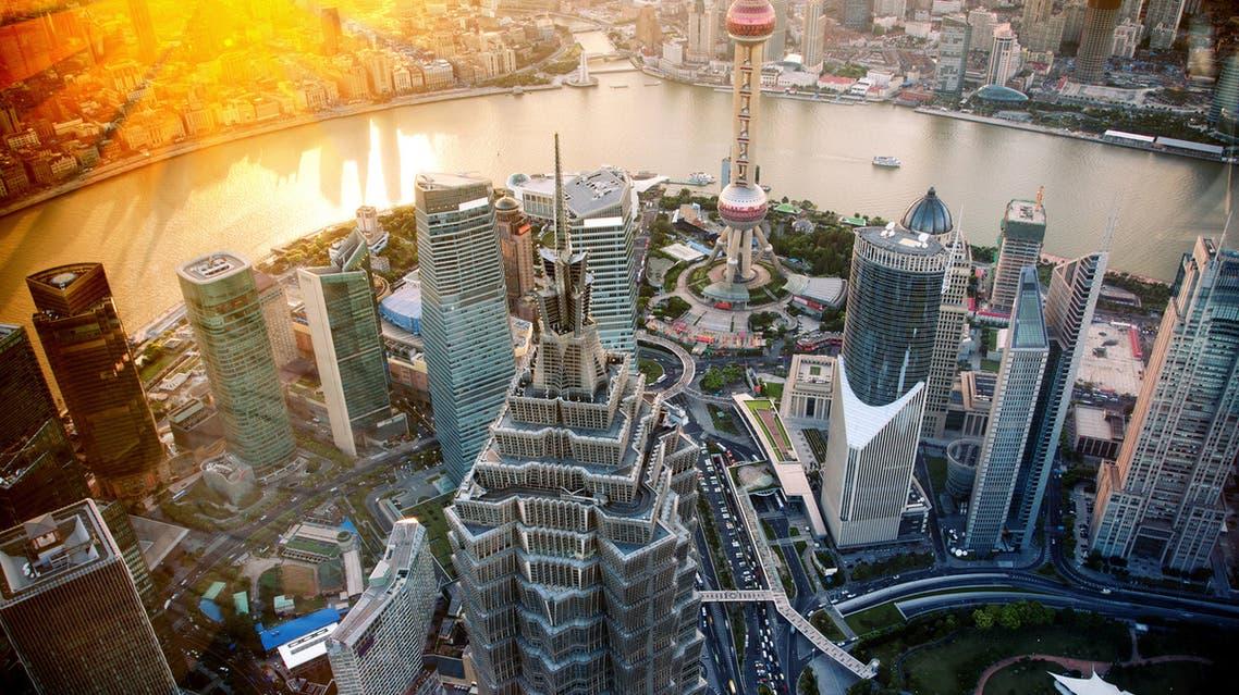 شنغهاي الصين