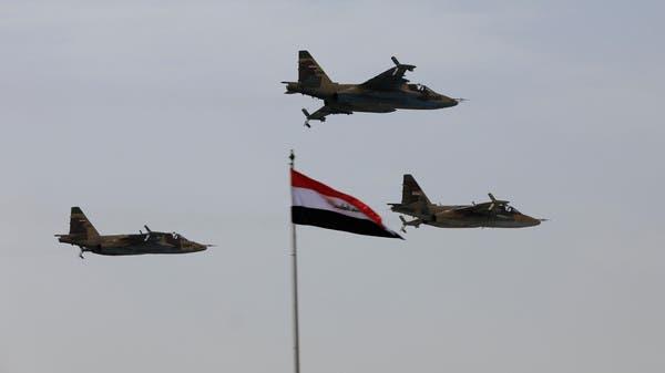 """طائرات تابعة للقوات الجوية العراقية """"أرشيفية"""""""