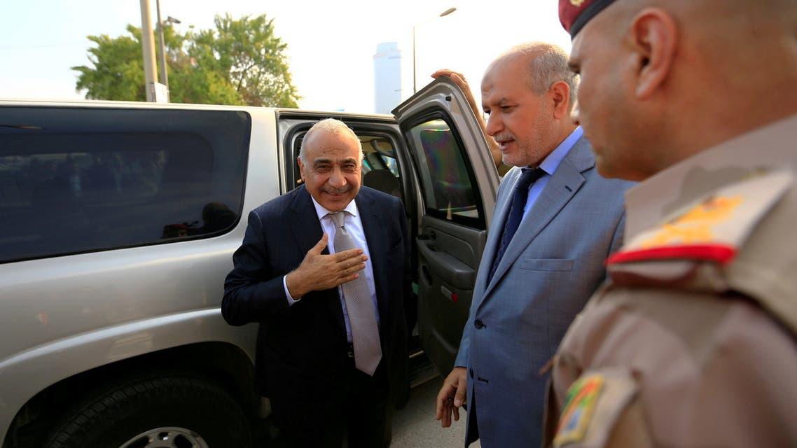 عادل عبد المهدي - العراق