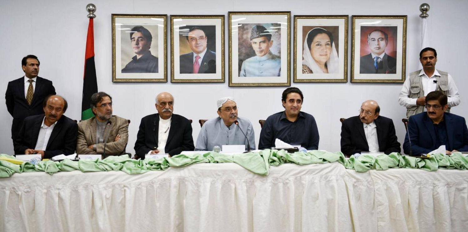 Last week, the government slapped a travel ban on Zardari and his son Bilawal Bhutto Zardari. (Supplied)