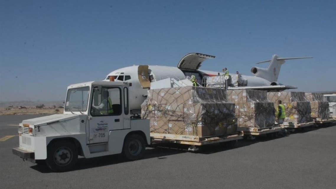 """الغذاء العالمي: ميليشيات الحوثي تسرق المساعدات من """"أفواه الجائعين"""""""