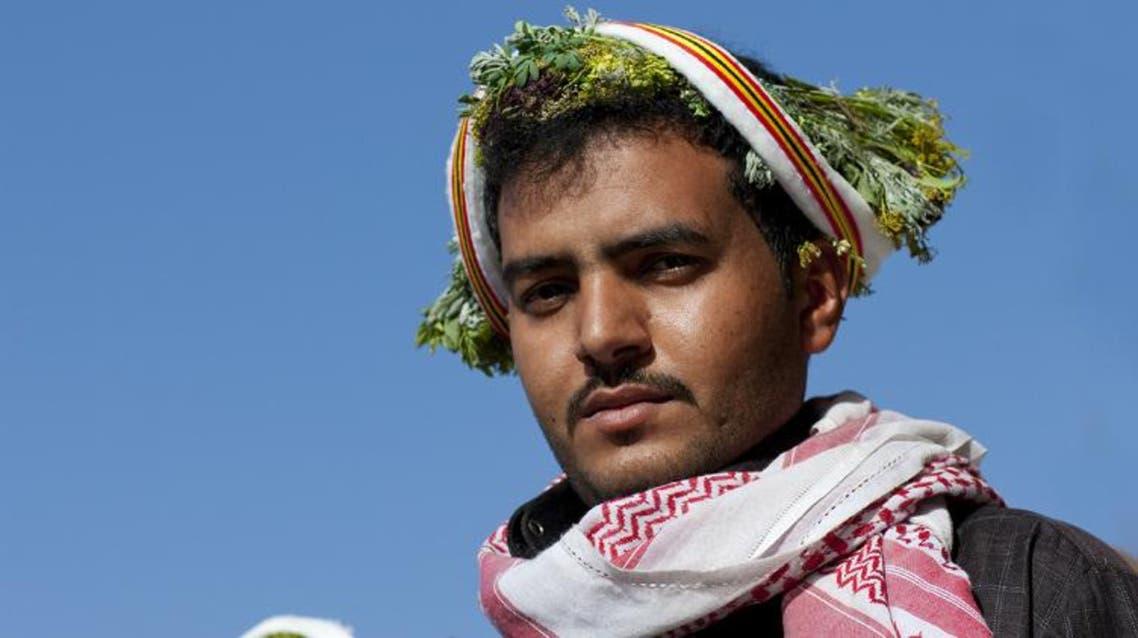 Saudi flower men. (Photo courtesy: Battuta.net)