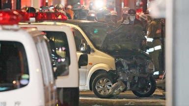 اليابان.. 9 جرحى بحادث دهس وسط العاصمة طوكيو