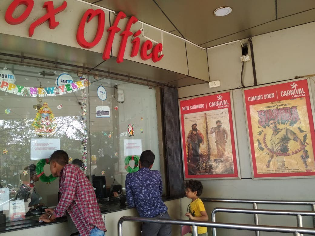 Tax on movie tickets above Rs 100 has been cut by 10 percent. (Supplied)