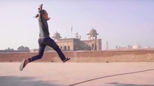 VIDEO: American travels across Pakistan to fight stereotype, highlight tourism