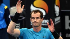 Murray plays down his chances of playing singles at Wimbledon