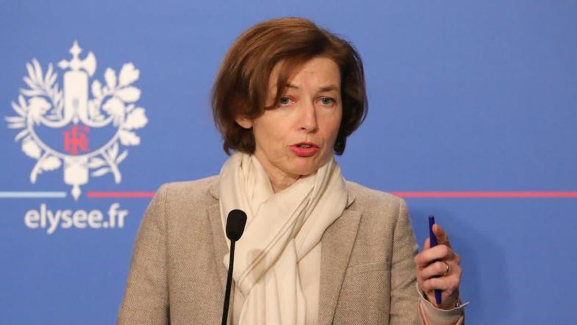 France Defence Minister