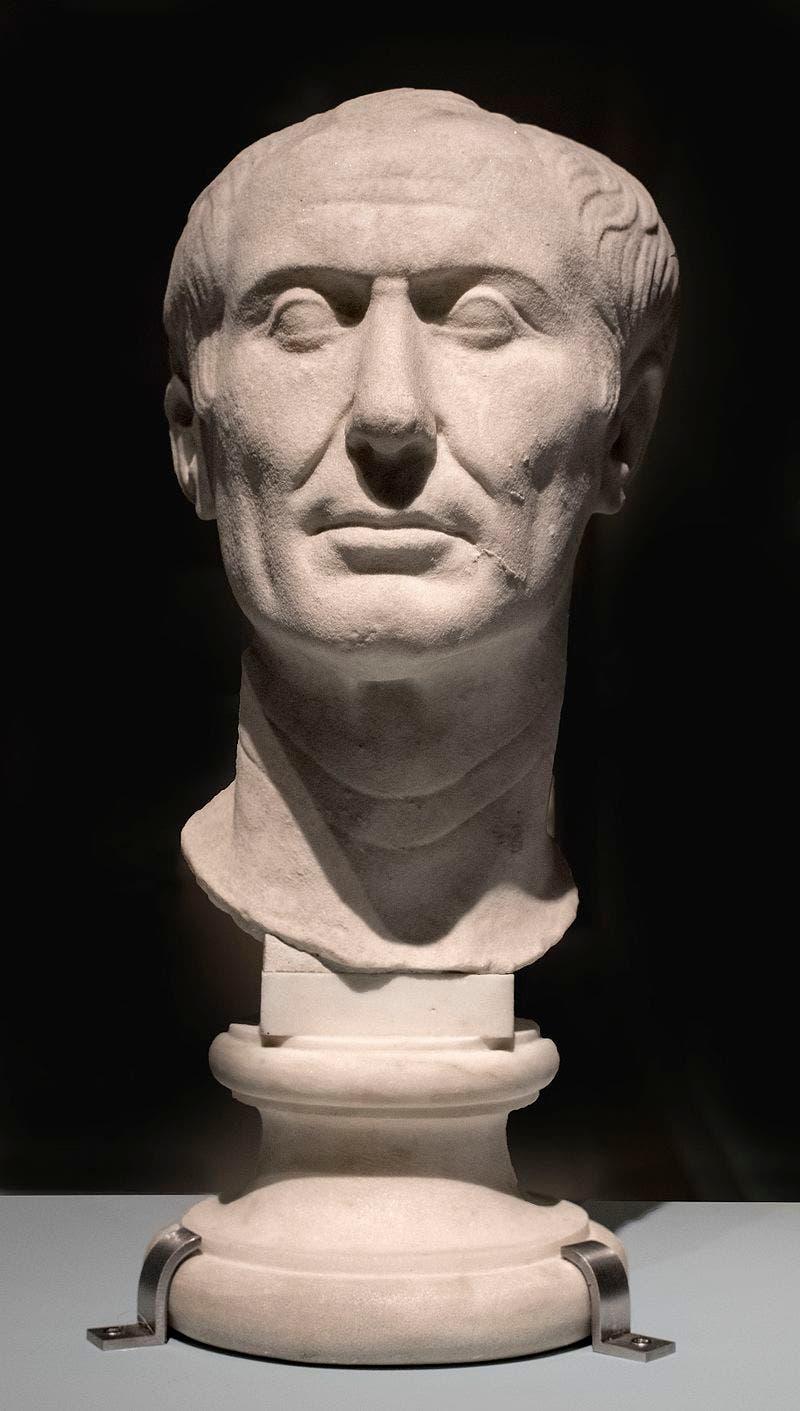 تمثال نصفي ليوليوس قيصر