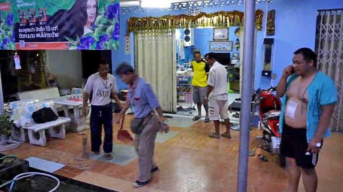 قتل در تایلند