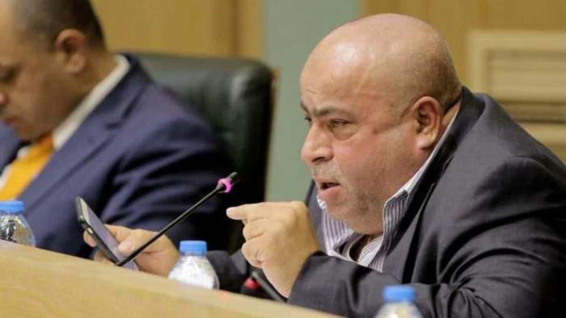Khalil attya : member parliment of Jorden