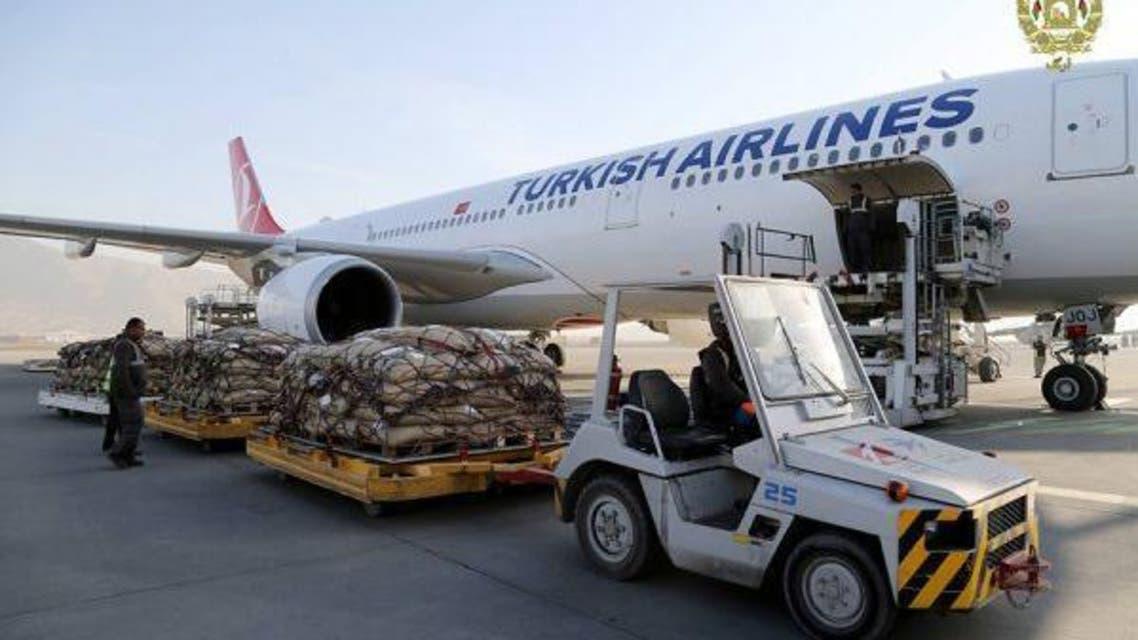 افزایش 19 درصدی صادرات افغانستان از طریق دهلیز هوایی