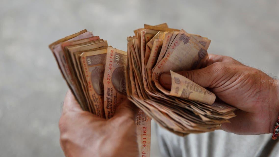 اقتصاد الهند روبية