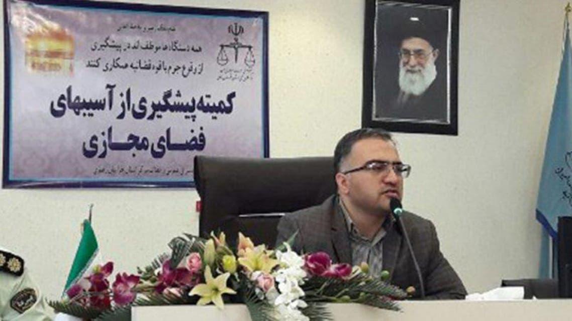 جواد جاوید نیا سرپرست معاونت امور فضای مجازی دادستانی کل ایران