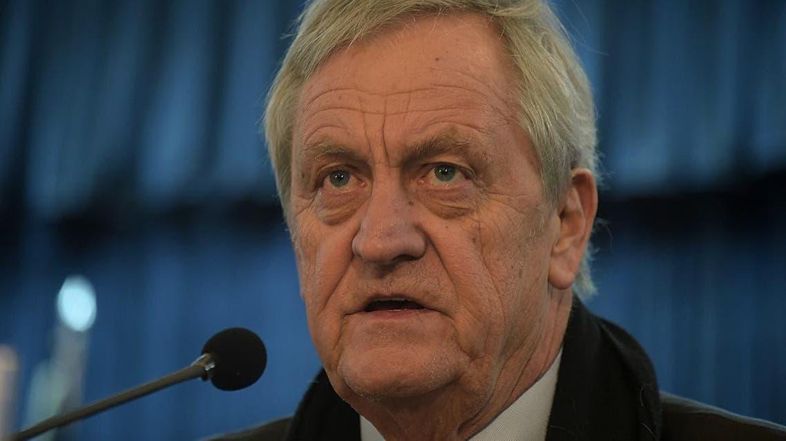 UN Special envoy to Somalia Nicholas Haysom (AFP)