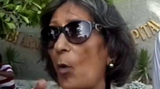 رحلت وحيدة في منزلها.. وفاة ابنة أنور السادات