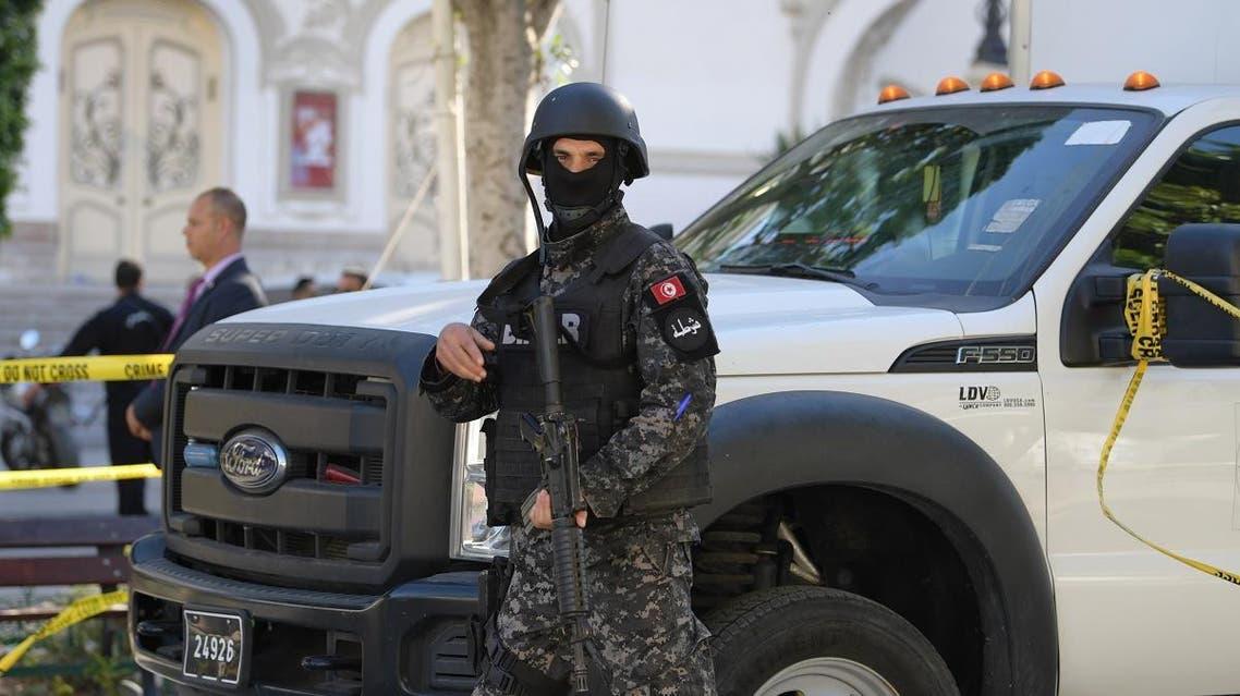 Tunisia security alert (AFP)