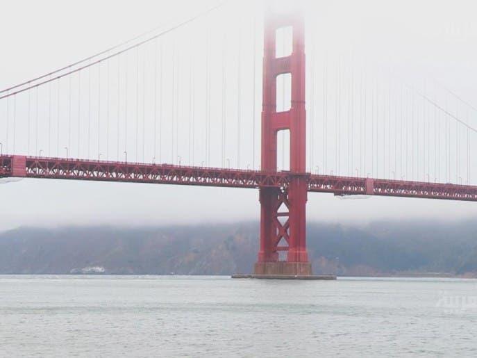 السياحة عبر العربية في سان فرانسيسكو مع ليث بزاري
