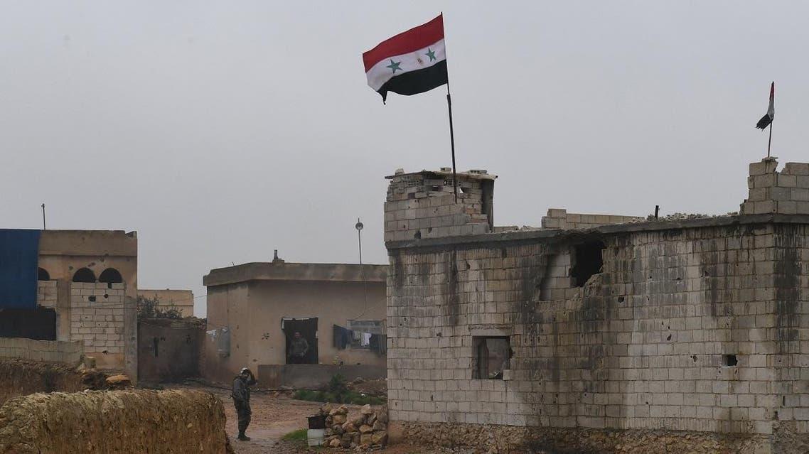 Syria Manbij (AFP)