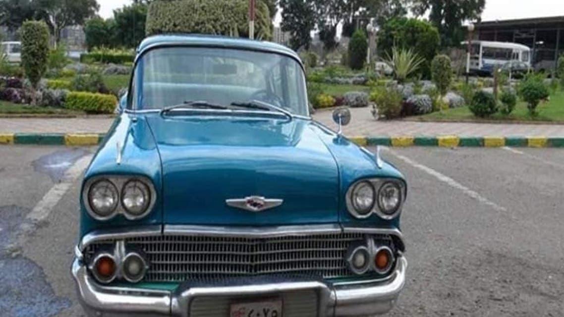 سيارة عبد الناصر