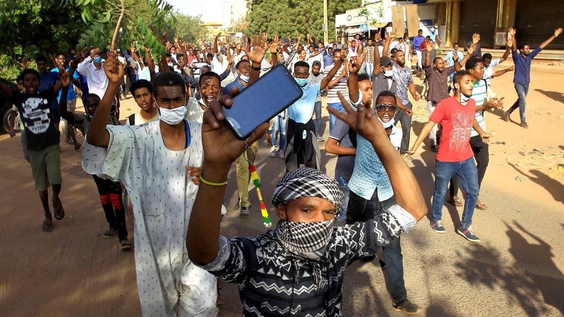 Sudan protests (AFP)