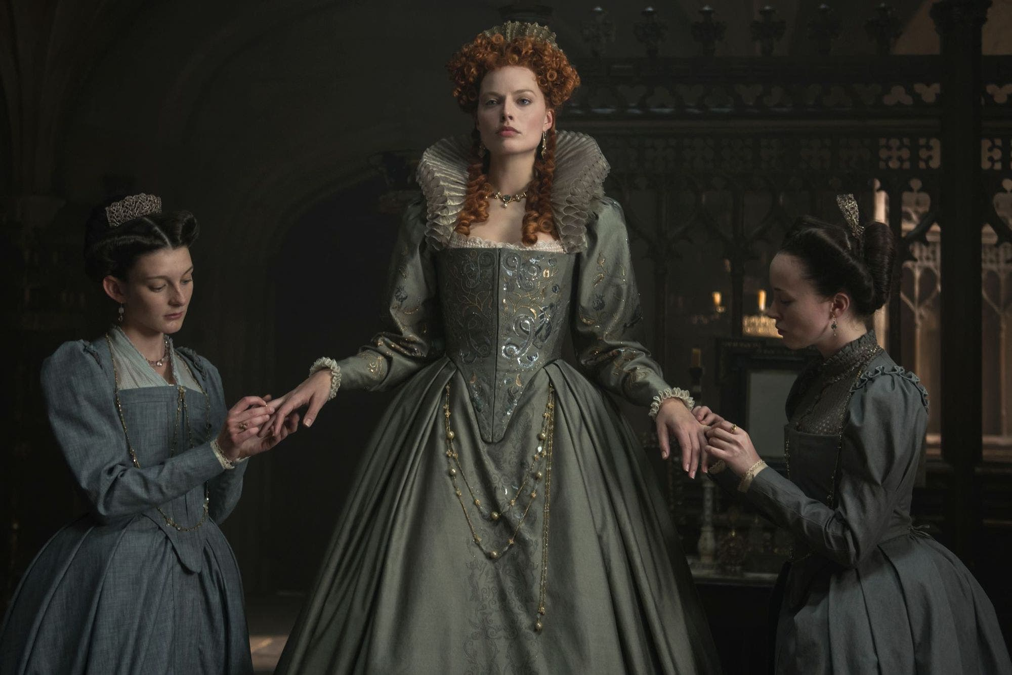الأناقة الفيكتورية في فيلم ماري ستيوارت ملكة اسكتلندا