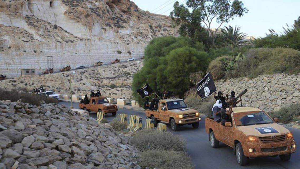 داعش جنوب ليبيا