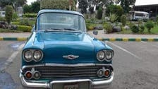 IN PICTURES: Egypt brings Gamal Abdel Nasser's car back to life