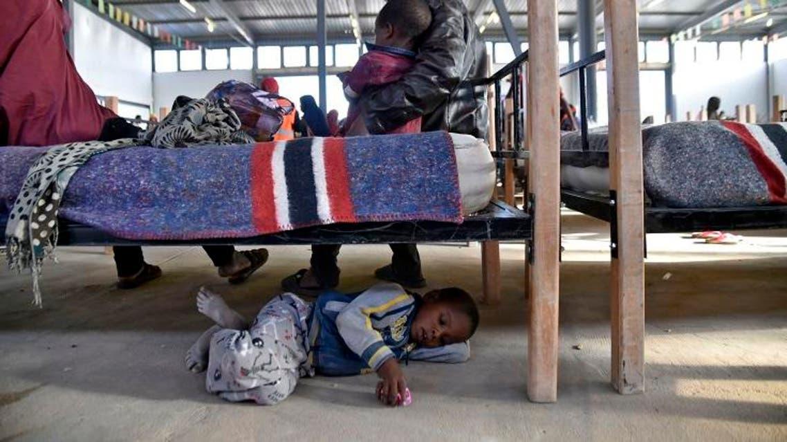 Algeria refugees