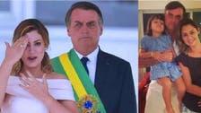 برازیل کی نئی خاتون اوّل جنہوں نے اشاروں کی زبان میں خطاب کیا