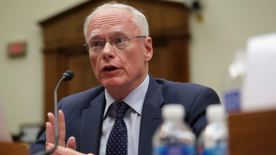 US Ambassador James Jeffery (AFP)