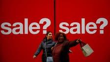 UK shops' December sales fall for sixth straight year: BDO survey
