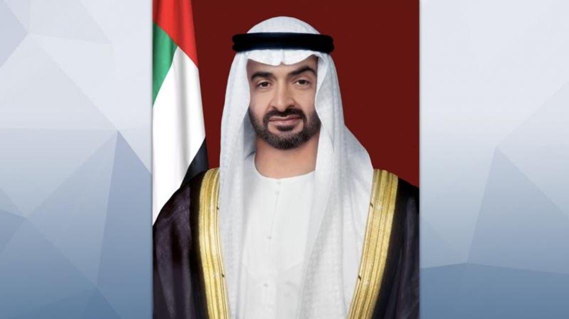 Sheikh Mohammed bin Zayed Abu Dhabi Crown Prince WAM official photo