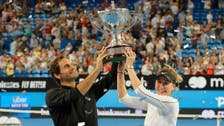 Federer wins Hopman Cup with Switzerland for record third time