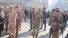بعد تهديدات ميليشيات الحشد.. قائد أميركي يتجول في بغداد
